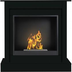 Biofireplace BODO 2in1 schwarz - Modell 2020