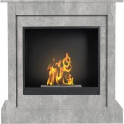 Biofireplace BODO 2in1 grau - Modell 2020