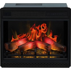 """El Insert eléctrico 23"""" 3D LED Infrared - CLASSIC FLAME"""
