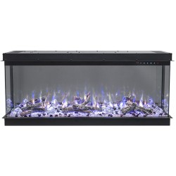 LED elektrischer Kamin - SUPERB 50 ''