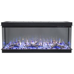 LED elektrischer Kamin - SUPERB 60 ''