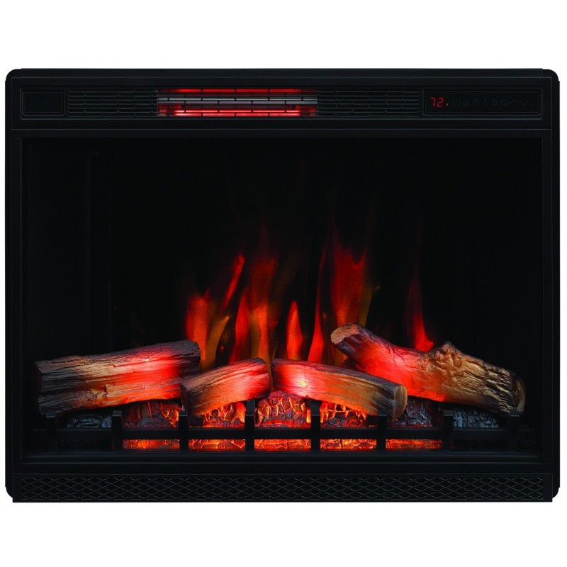 "Wkład 33"" LED 3D Infrared - CLASSIC FLAME"