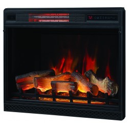 """El Insert eléctrico LED 28"""" 3D Infrared - Classic Flame"""