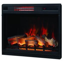 """Wkład elektryczny 3D 28"""" LED - Classic Flame, MODEL 3D"""