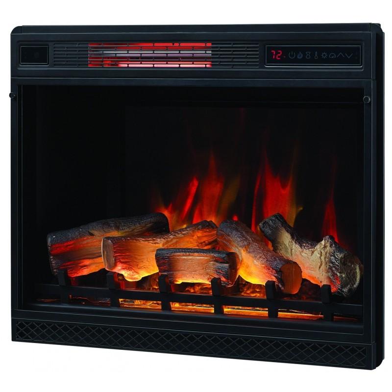 """Wkład elektryczny LED 28"""" 3D - Classic Flame"""