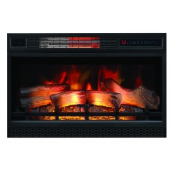 """Electric insert 26 """"LED 3D Infrared - Classic Flame"""