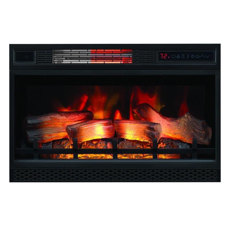 """Wkład elektryczny 26"""" LED 3D Infrared - Classic Flame"""